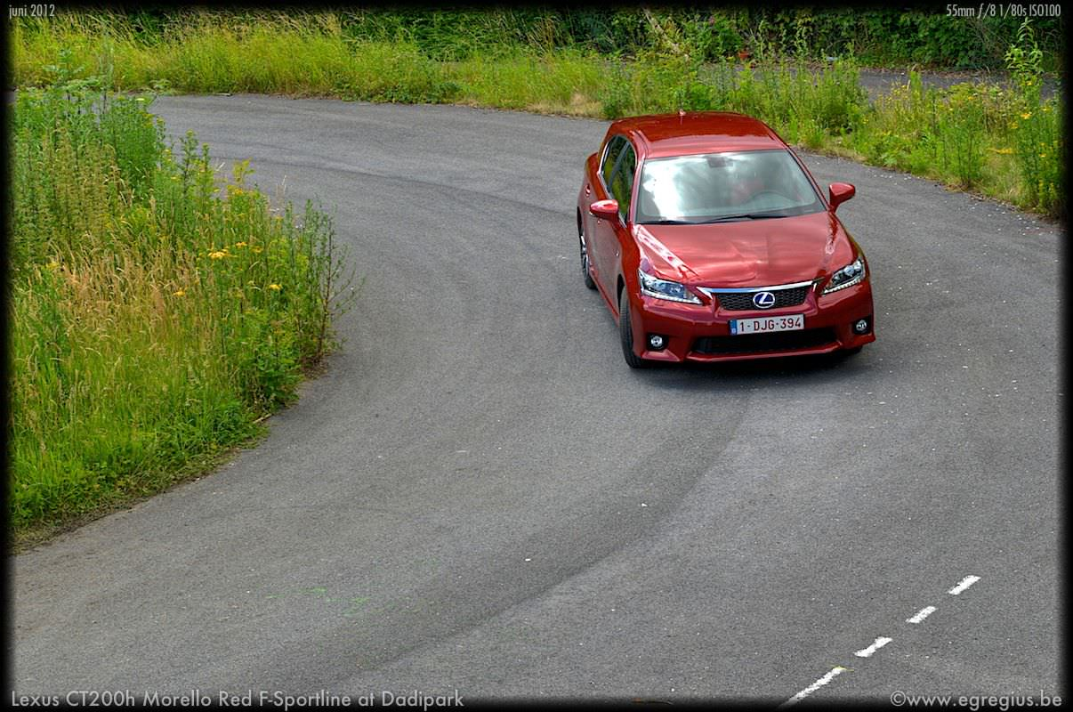 Lexus CT200h 1