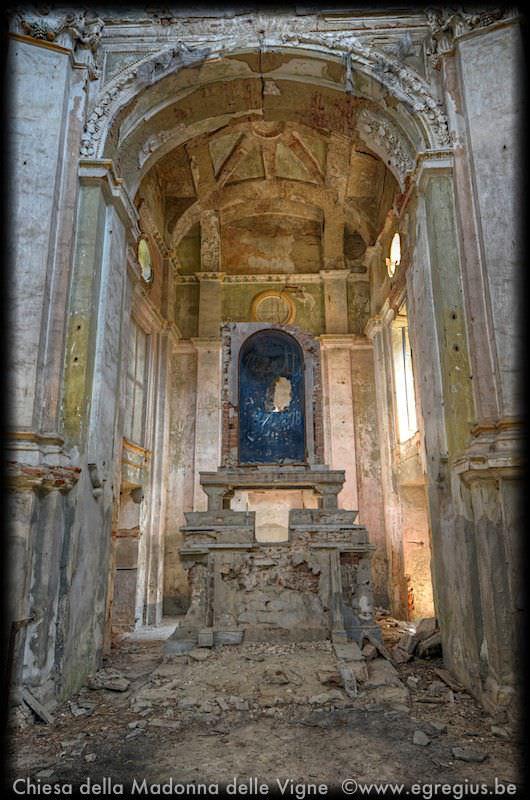 Chiesa della Madonna delle Vigne 1