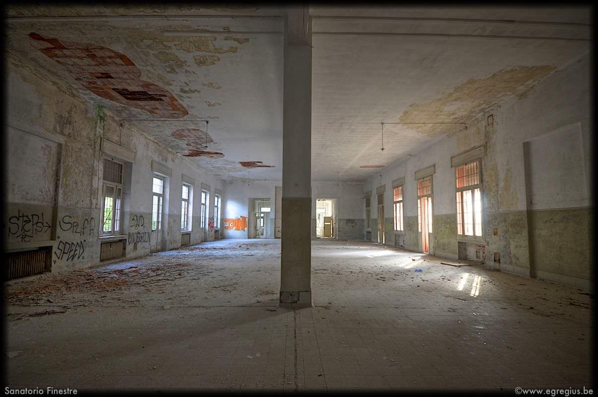 Sanatorio Finestre 1
