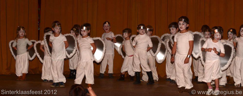 Sinterklaasfeest 2012 13