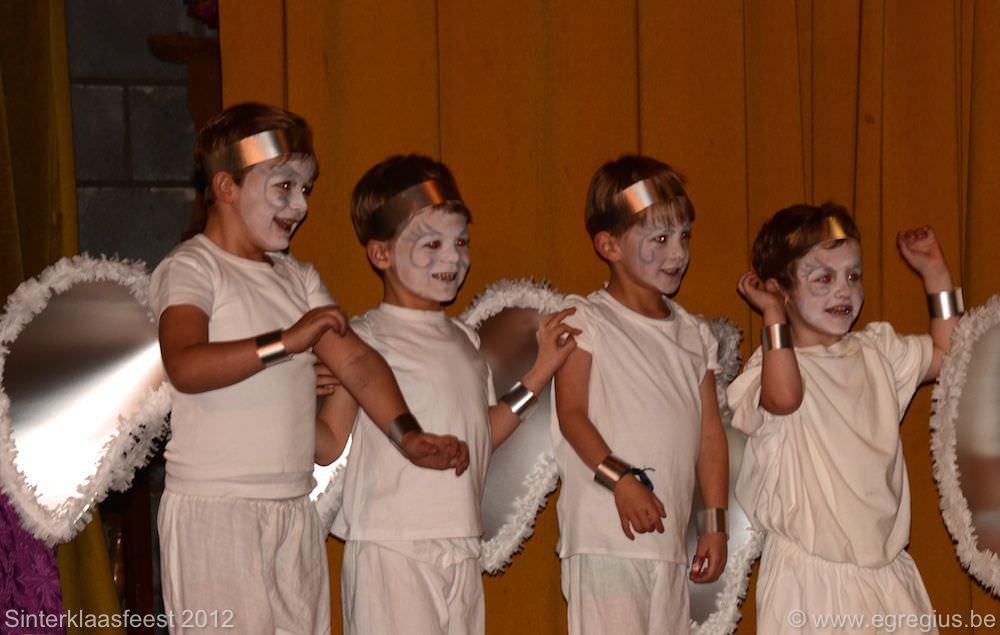 Sinterklaasfeest 2012 16