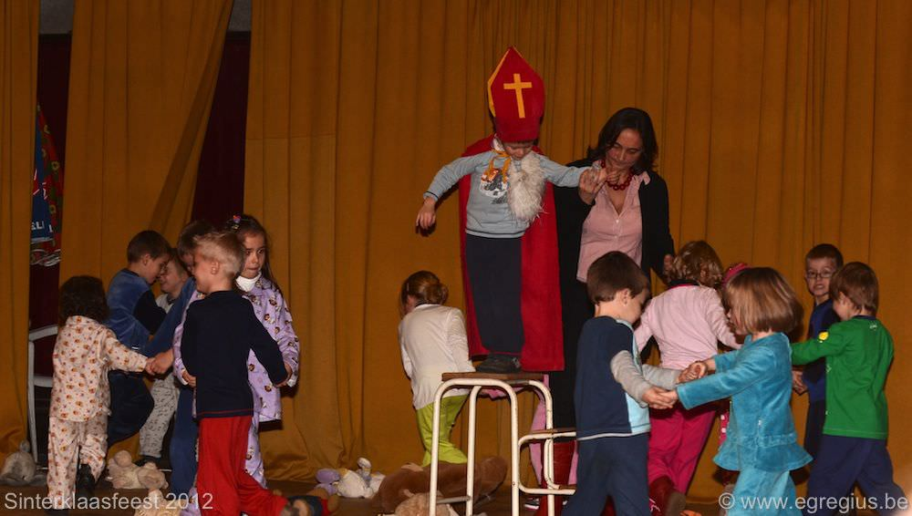 Sinterklaasfeest 2012 22