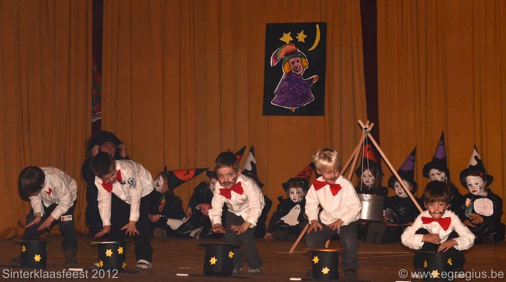 Sinterklaasfeest 2012 34