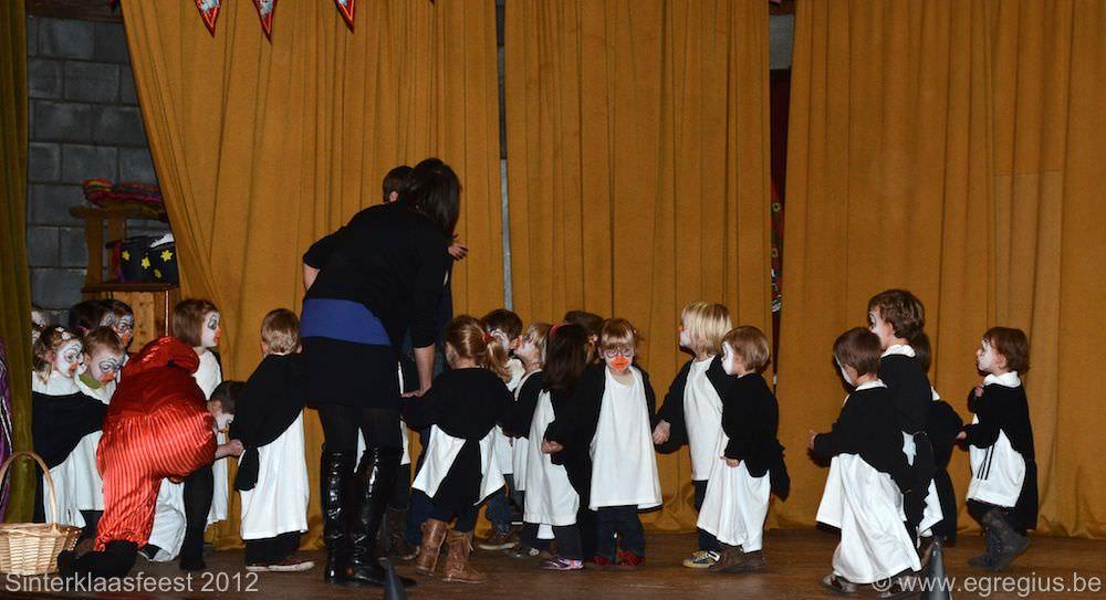 Sinterklaasfeest 2012 6