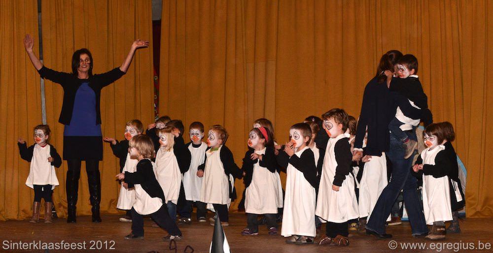 Sinterklaasfeest 2012 9