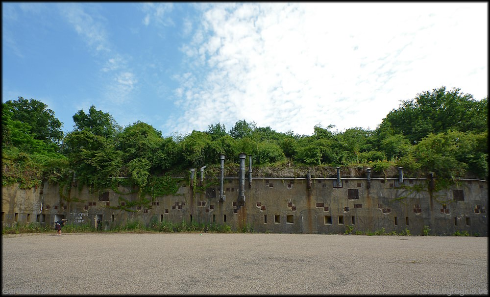 German Fort K 1