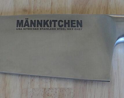 Männkitchen MK9 Chef knife